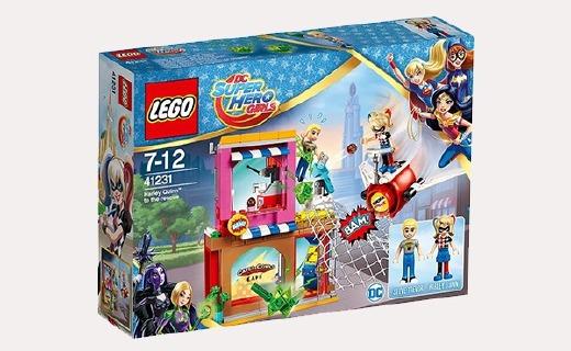 乐高积木玩具:童真世界动感冒险,质量经认证安全放心