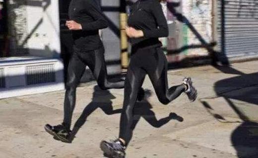 Mizuno跑步压缩裤:弹性大不拘束,减少运动乳酸堆积