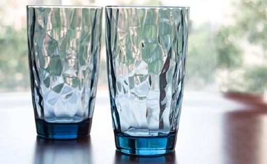 高颜值钻石纹理水杯,让你从此爱上喝水