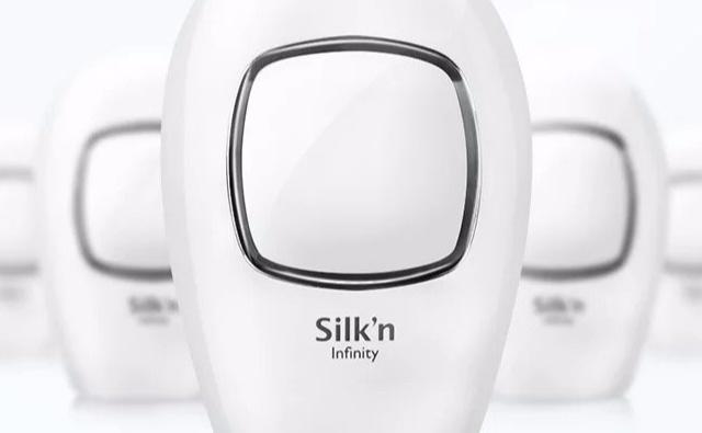 Silk'n Infinity家用光子脱毛仪——拜拜楚巴卡~