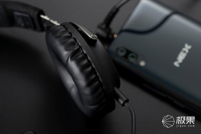 粗犷大气欧美范,声音饱满下潜深,飞利浦SHL3565头戴耳机体验