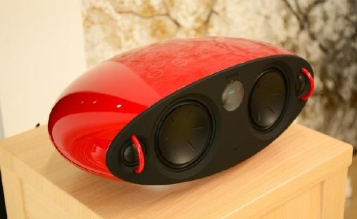 智能语音控制的颜值小钢炮,让我在家享受高品质音质