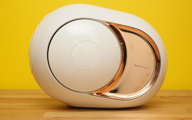 帝瓦雷(Devialet)GoldPhantom无线蓝牙音箱