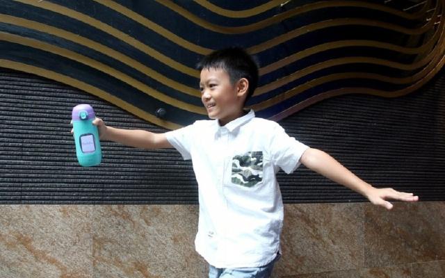 玩出喝水好习惯,Gululu Go水杯就是孩子的良师和益友