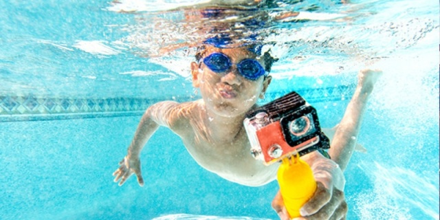 Gopro平价替代款!4K高清支持潜水拍摄,仅售600!