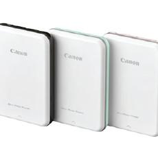 佳能(Canon) 瞬彩 PV-123 手机照片打印机
