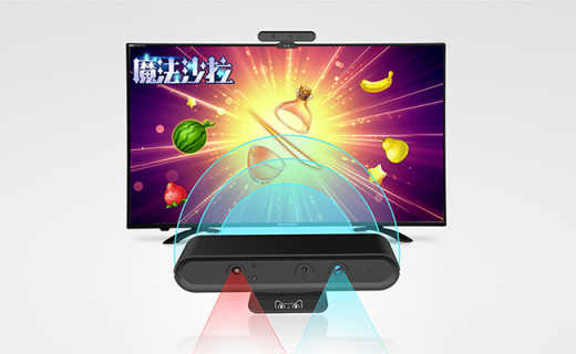 天猫魔盒3D体感摄像头:摆脱手柄束缚,体感游戏网络聊天全能