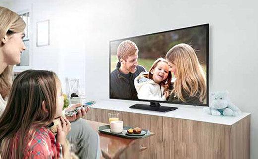 """三星LED液晶电视:""""壕""""大的32吋高清屏,全家人的HD畅快视觉盛宴"""