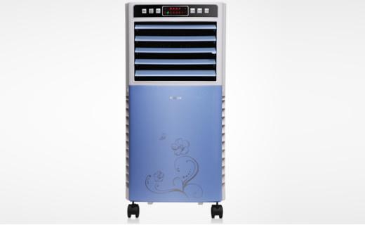 格力空调扇:创新侧进风技术,保持室内健康空气循环