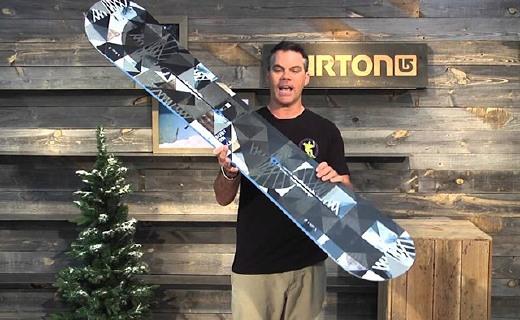 伯頓Clash滑板套裝:雙倍強度木板疊加輕韌不卡雪,組合購買更超值
