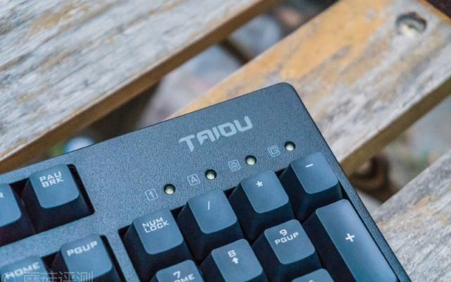 唯有顺畅,再无其他—钛度TKM320机械键盘评测