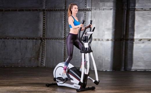 锐步JET100E椭圆机:电磁阻力调节,零冲击避免跑步膝