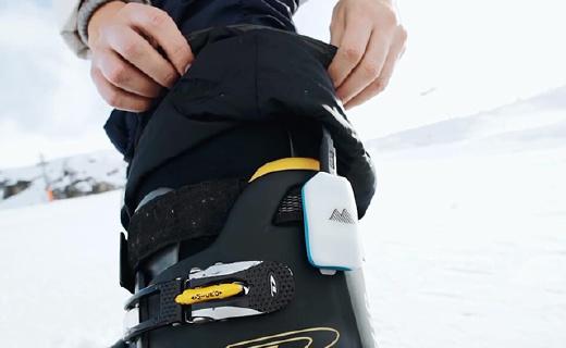 全面记录数据的滑雪追踪器,帮你提高滑雪水平