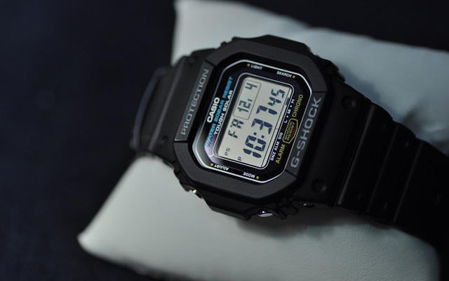 G-shock DW5600 腕表