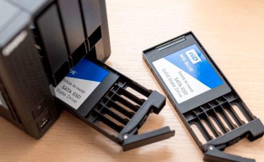 闲置的SSD不要丢,还可以给你的NAS加速下