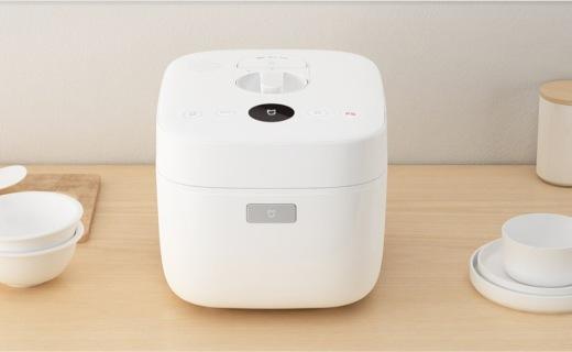 米家电压力锅发布:支持智能无极调压,5.0L 容量售价599元