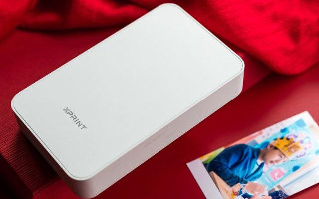 体积小巧 方便易携,能塞进口袋的打印机  — XPrint极印手机照片打印机体验