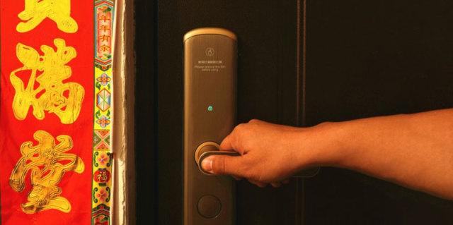 不惧特斯拉线圈,开锁也有多重保障,榉树智能指纹锁体验