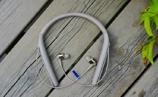 索尼WI-1000X降噪耳机:超高颜值音质出色,降噪同时续航8小时