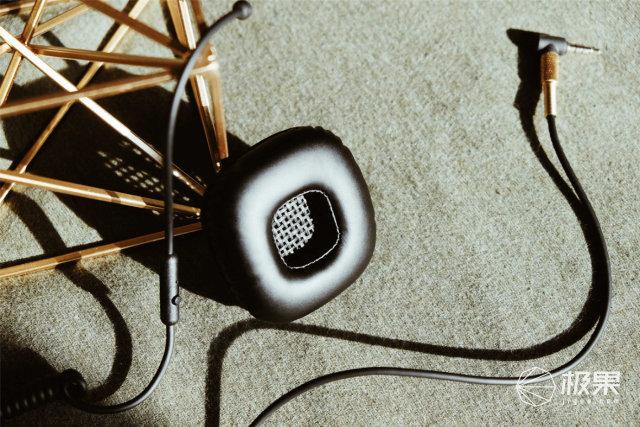 高颜值MajorII耳机,浓浓的怀旧风,实在太让人着迷!