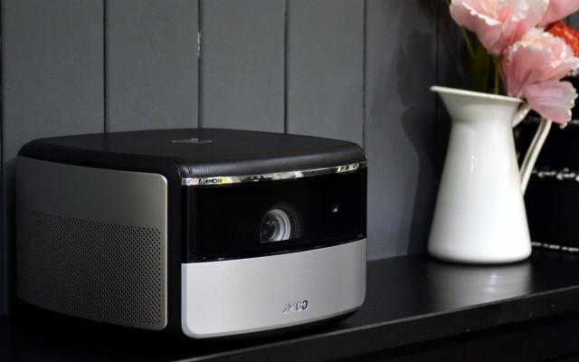 可能是首款家用的4K智能投影,坚果X3评测