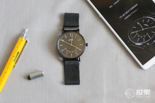 至简智能手表体验,设计时尚前卫,休闲商务都有范