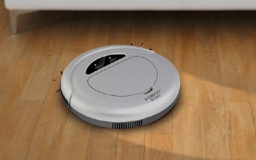 KOBOT RV337清洁机器人:扫地吸尘拖地一个搞定,7.5cm超薄机身