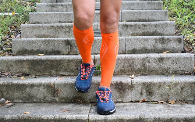 黑科技运动腿套,透气排汗还能缓解运动疲劳 | 视频