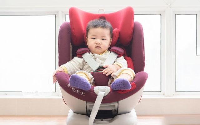 宝宝出行的强大守护铠甲,ALL STAGE?儿童安全座椅体验