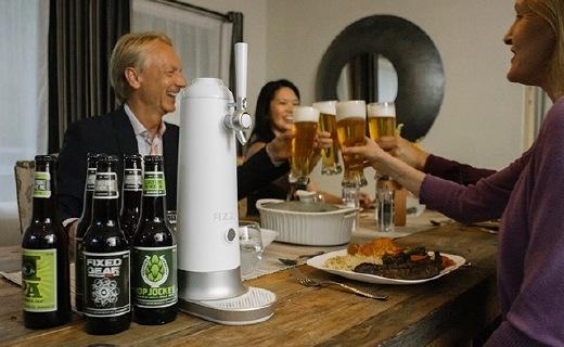 尺寸小巧啤酒发泡机,让普通啤酒也有精酿口感!