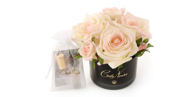 CôteNoire永生玫瑰花