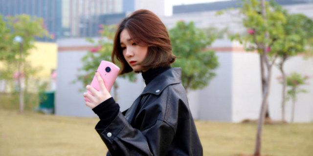 前置双摄,自拍更漂亮,美图T8s手机体验