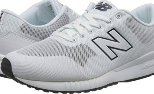 新百伦MRL005WN跑鞋:鞋面材质柔软舒适,经典配色简约有型