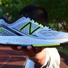 集轻量缓震于一体,专业跑鞋让你享受马拉松  — 新百伦890v6 运动缓震跑步鞋评测