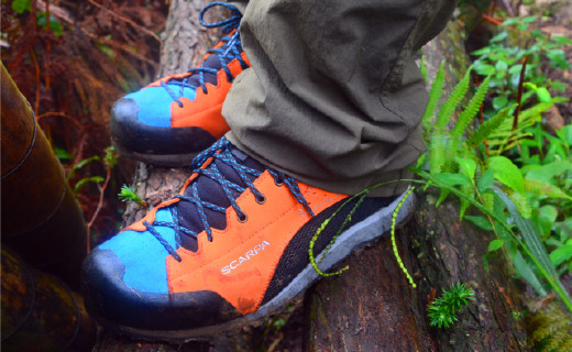 防水防滑透气超耐磨的徒步鞋,让我轻松转山爬坡