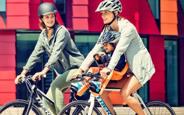 拓乐RideAlong自行车前置儿童座椅