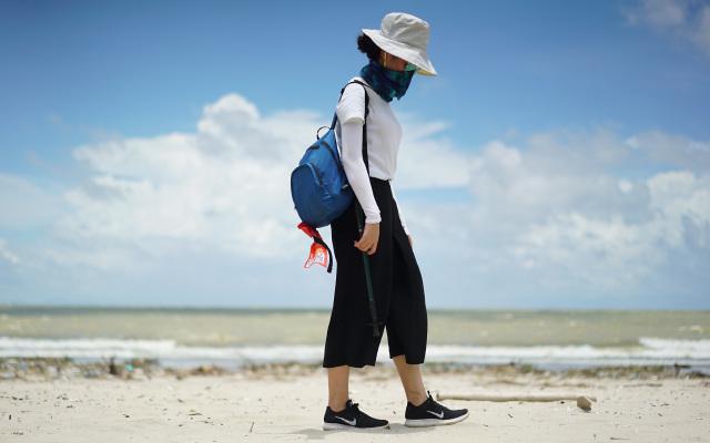 「寻找史前南越先民的栖息地」徒步高栏岛 by SONY a7sⅡ & GoPro5 BK