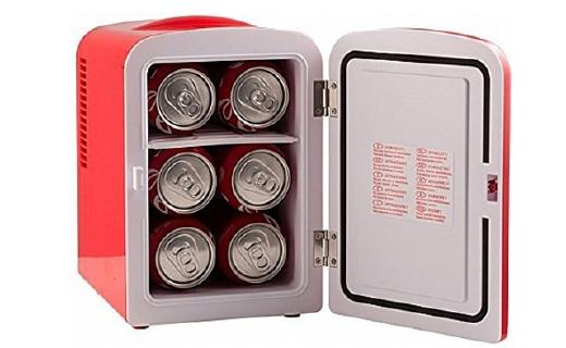 便携迷你冰箱,环保无氟可调节冷热