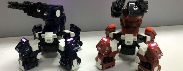 让大人热血沸腾,重拾乐趣的工匠社遥控机器人