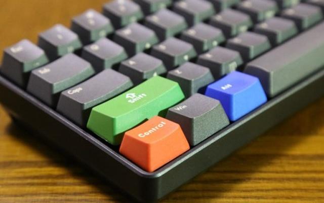 低调有实力,这可能是年度最应该关注的键盘 — ikbc poker 61键迷你机械键盘评测
