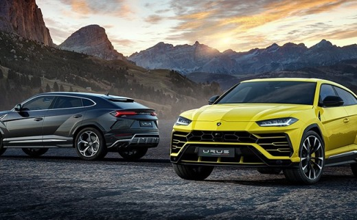 兰博基尼首款超跑SUV发布3.6s破百!全球量产最快国内313万