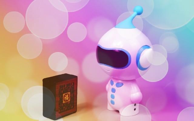陪伴萌宝成长的好伙伴——一休宝宝智能陪伴机器人轻体验