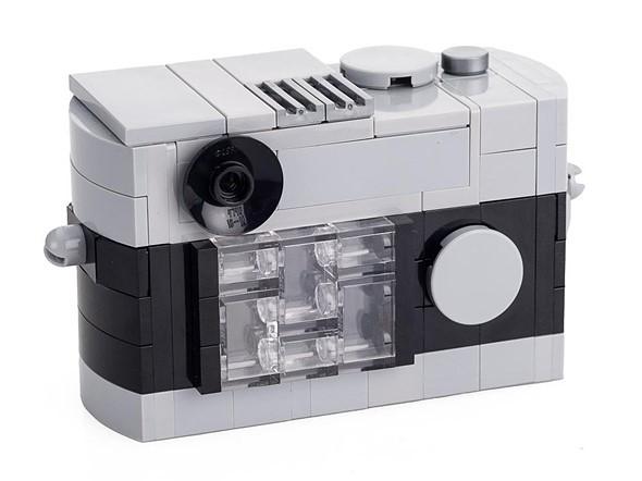 乐高推出徕卡M模型相机:45美元买徕卡信仰