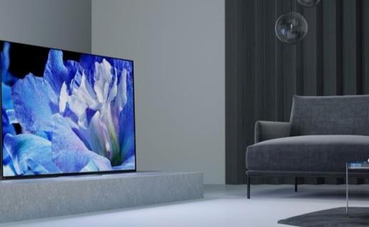 音画合一,索尼CES推出全新OLED电视