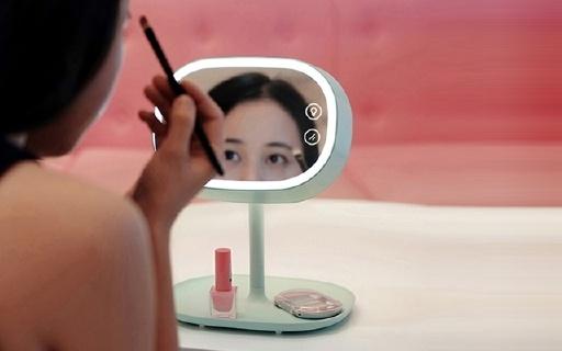 Muid LED化妆镜:完美妆容神助攻,还能当台灯使用