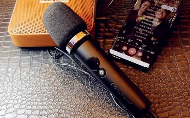 歌聲嘹亮想唱就唱—先鋒LM30麥克風體驗評測