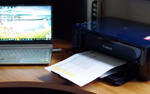 经济打印省成本,商务家用都精彩 ,佳能E568无线喷墨一体机测评