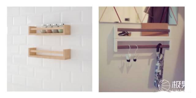 宜家(IKEA)拉斯克置物手推车
