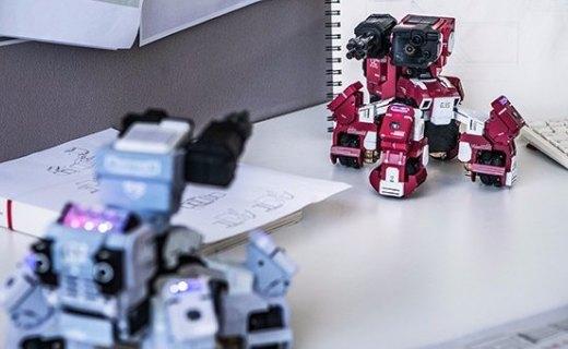 FPS爱好者必入,这台机器人能让你置身战场中