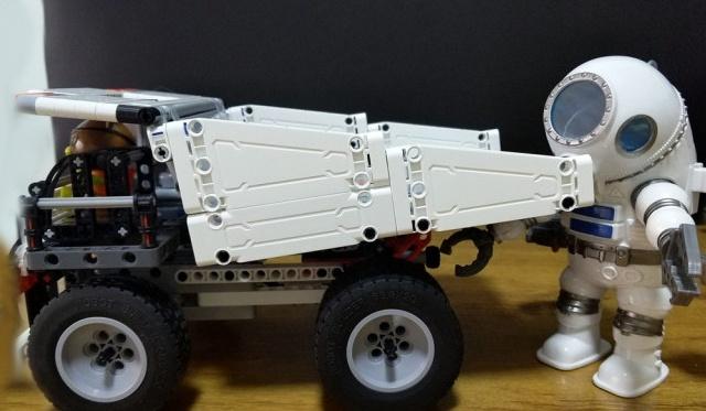 小米版乐高上市,国产拼插积木也有新玩法 — 米兔积木矿山车
